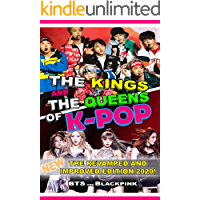 BTS and Blackpink - The Kings and the Queens of K-POP - The guide to your favorite Kpop Biases with profiles, tours, fun…