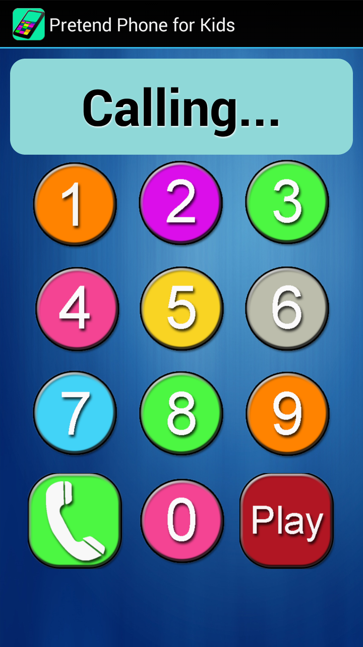 Pretend Phone for Kids: Amazon.co.uk: Appstore for Android