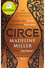 Circe: The International No. 1 Bestseller - Shortlisted for the Women's Prize for Fiction 2019 Kindle Edition