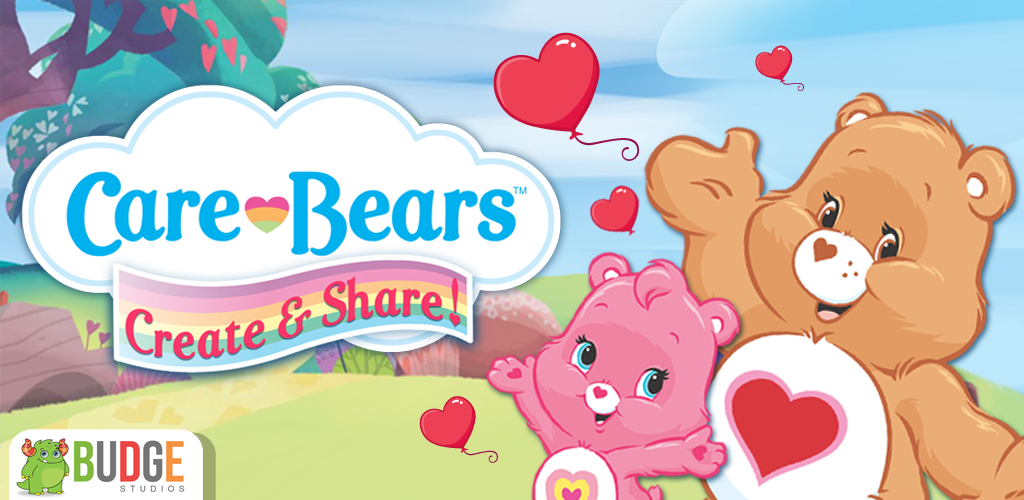 Image of Care Bears: Create & Share! - Card Maker Dress Up Game for Girls in Preschool and Kindergarten