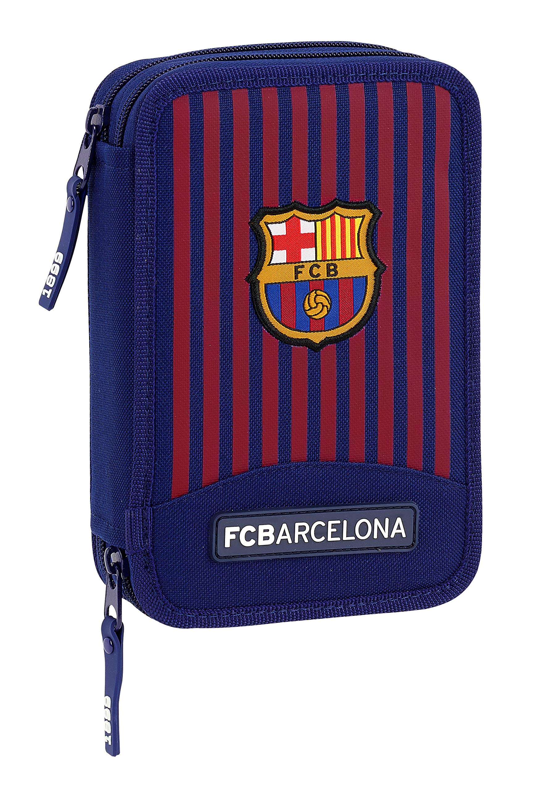 FC Barcelona 411829054 – Estuche con 34 Piezas