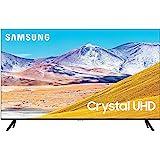 Samsung 55 Inches TU8000 Crystal UHD 4K Flat Smart TV (2020), Black, UA55TU8000UXZN