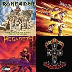 Classic Heavy Metal & Hardrock
