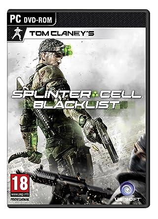 Скачать игру splinter cell blacklist через торрент на pc на русском