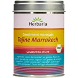 Herbaria Tajine Marrakech Preparation d'Epices pour Tajines Marocaines en Marmite Traditionnelle Boite gourmet bio orient - 1
