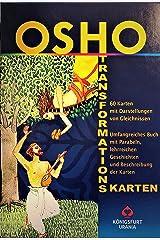 OSHO Transformationskarten (Set: 60 Karten mit Darstellungen von Gleichnissen) Sondereinband