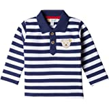 Steiff Poloshirt Longsleeve Polo para Bebés