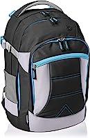 AmazonBasics Ergonomic Backpack, Black