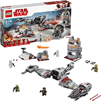 Lego Star Wars - TM - Difesa di Crait, 75202