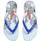 BAHAMAS Women R S. Blue Flip-Flops-7 UK (40 2/3 EU) (BH0132L_RBSB0007)