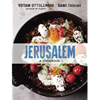 Jerusalem  A Cookbook  Lingua Inglese