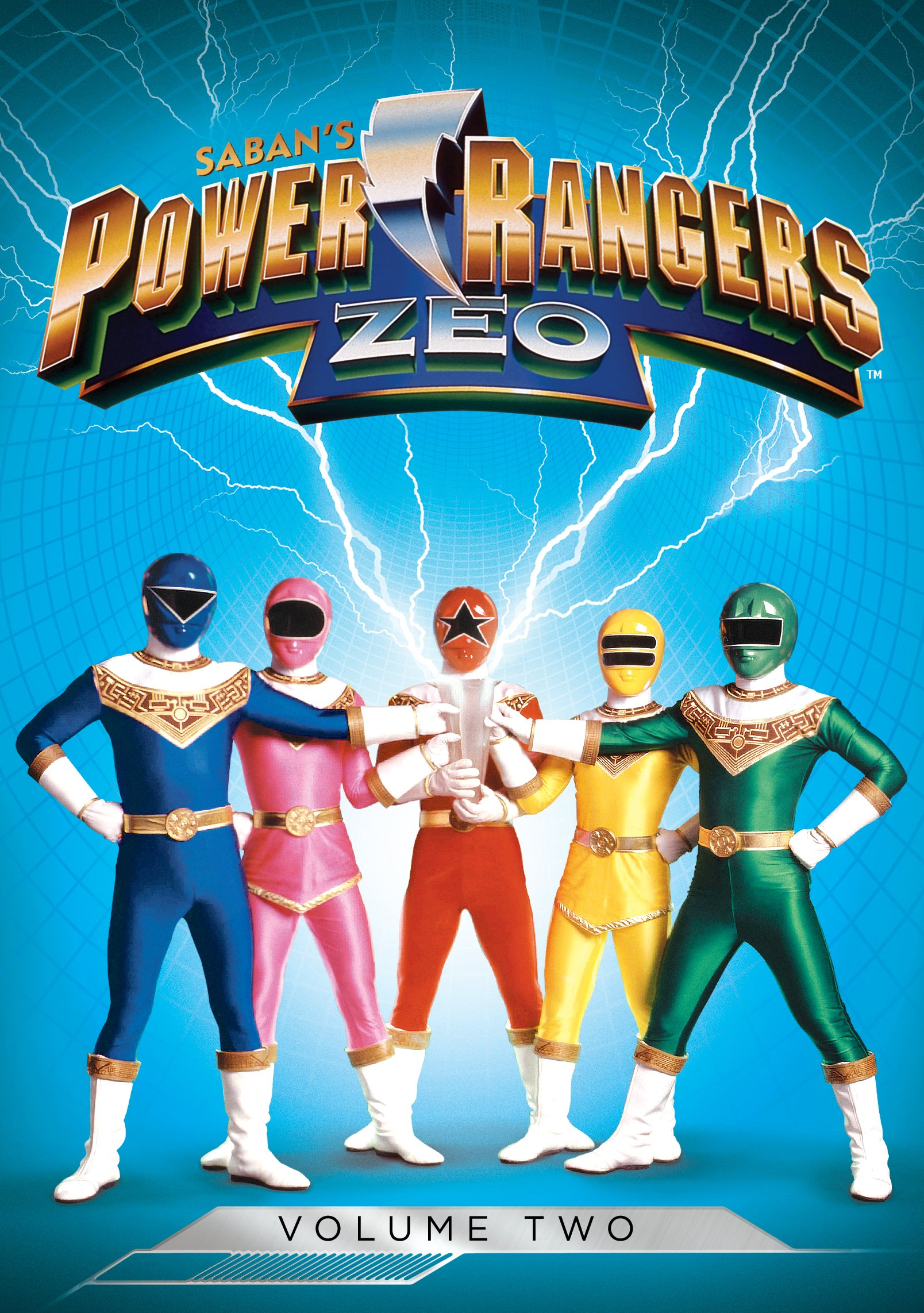 Power Rangers Zeo 2 [Edizione: Francia]