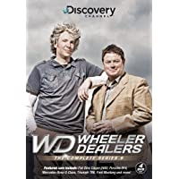 Wheeler Dealers: Series 9 [DVD] [UK Import]