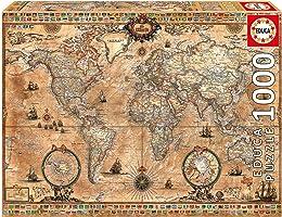 Educa Borrás- Puzzle 1000, (15159)