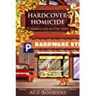 Hardcover Homicide (St. Marin's Cozy Mystery Series Book 9)