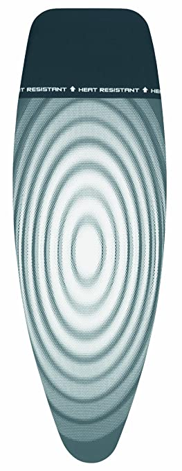 brabantia ironing board cover with parking zone size d extra large titan oval