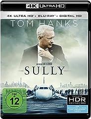 Sully (4K Ultra HD + 2D-Blu-ray) (2-Disc Version)  [Blu-ray]