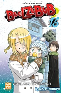 Beelzebub Edition simple Tome 16