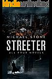 Streeter: All Four Novels (A Streeter Thriller Book 5)