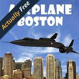 Airplane Boston Flight Simulator