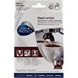 Anticalcalcare per tutte macchine caffè - Polvere 6 bustine x20gr