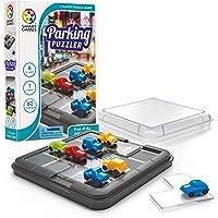 Smart Games-SG434ES Cars Parking Puzzle Multicolore (Sg434ES)