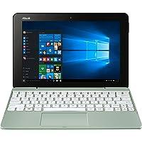 "Asus Transformer T101HA-GR031T Notebook Convertibile, Display 10.1"" HD, Processore Intel Atom Z8350, RAM 4 GB, 64 GB eMMC, Windows 10, Verde Menta"