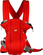 Babymate Comfort Carrier, Red/Grey