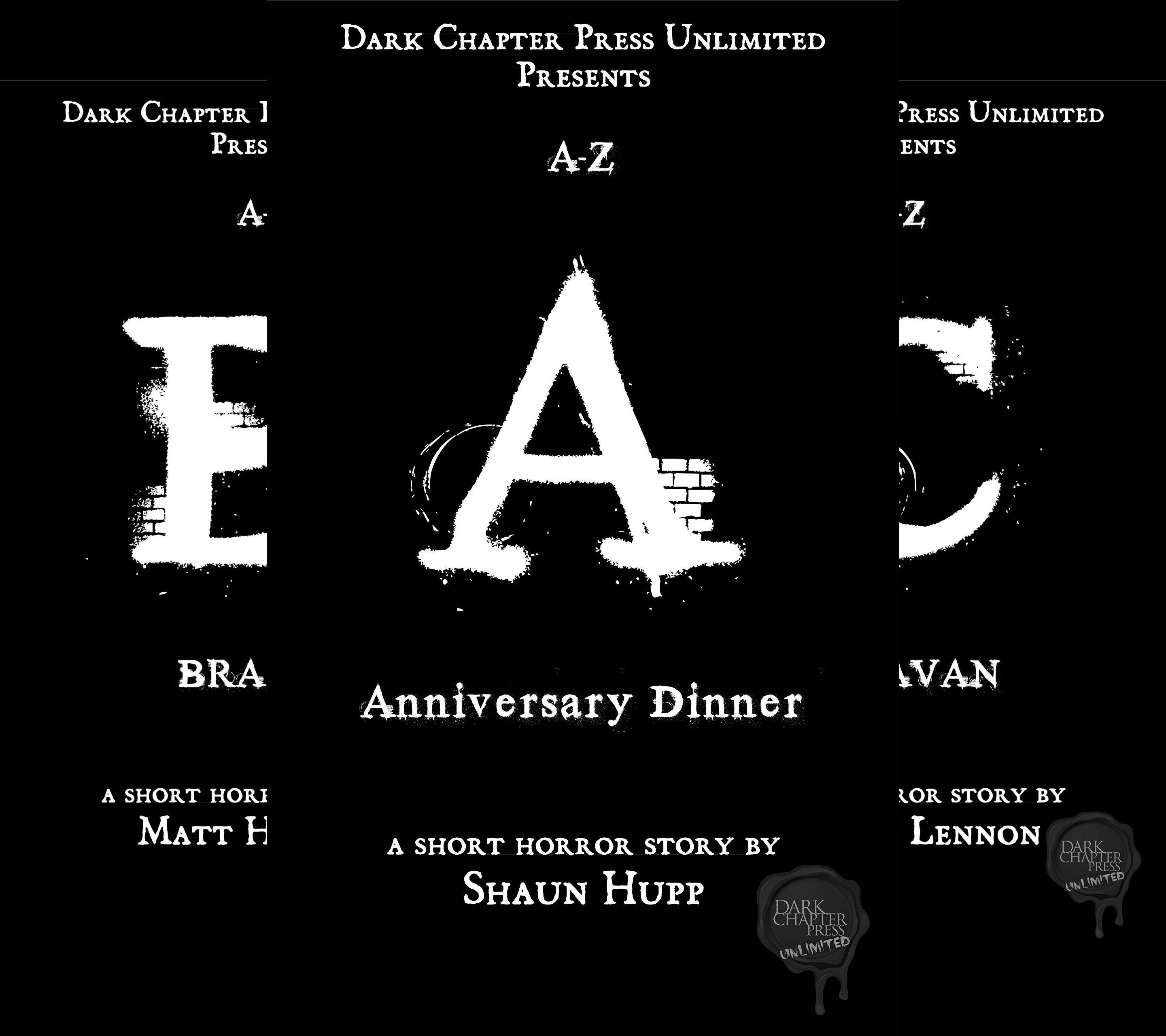 Dark Chapter Press A-Z (12 Book Series)