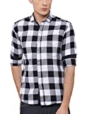 Campus Sutra Men's Cotton Casual Shirt