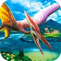 Jurassic Pterodactyl Sim - be a flying dinosaur!