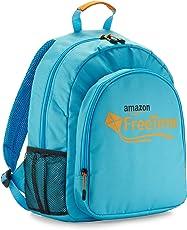 FreeTime Rucksack für Kinder, Blau