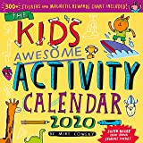 2020 the Kids Awesome Activity Wall Calendar