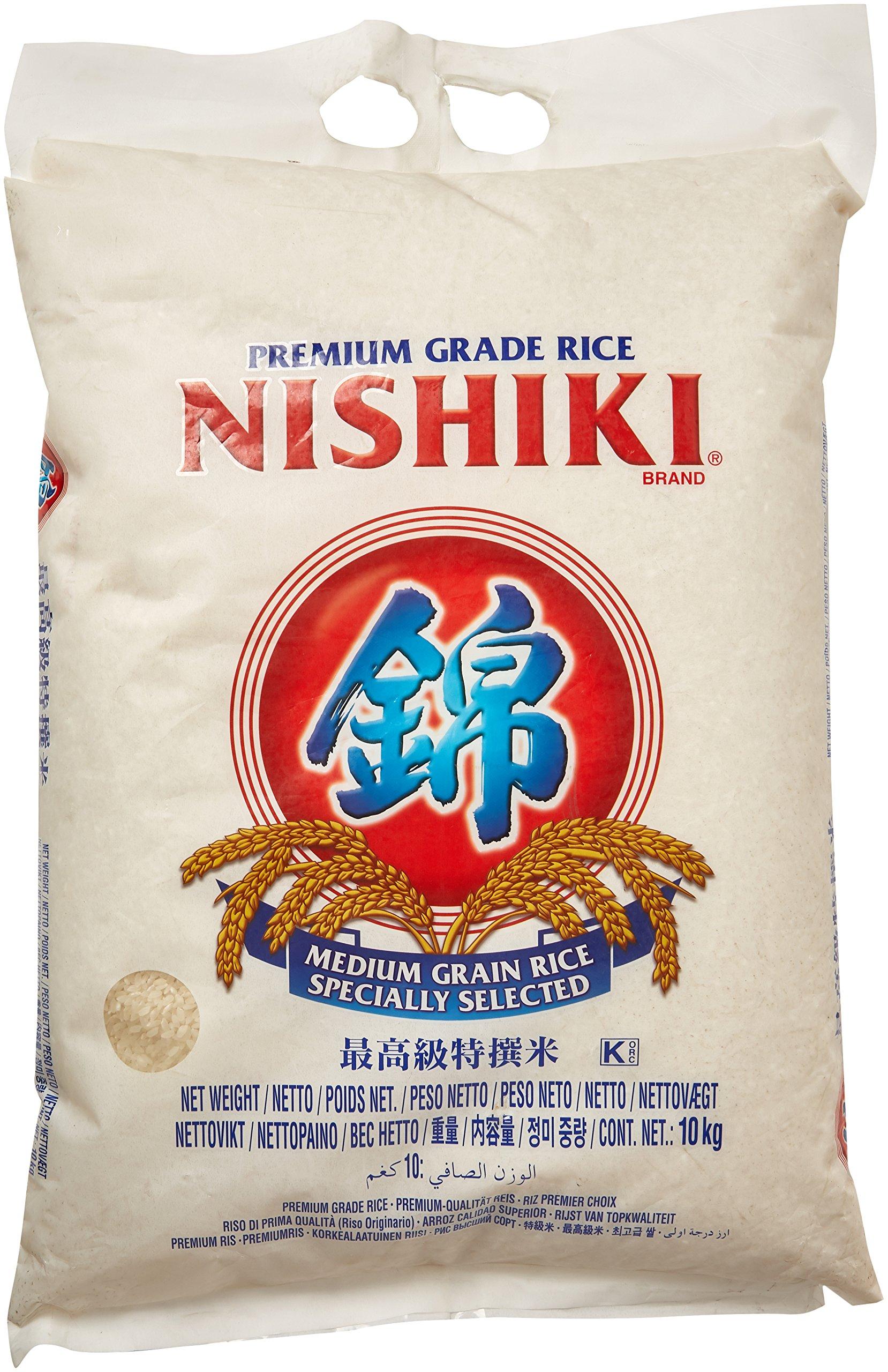 NISHIKI Rice 10 kg 1
