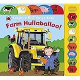 Ladybird Big Noisy Book: Farm Hullaballoo!