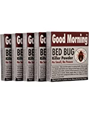 Good Morning Bed Bug Killer Powder (Pack of 5)