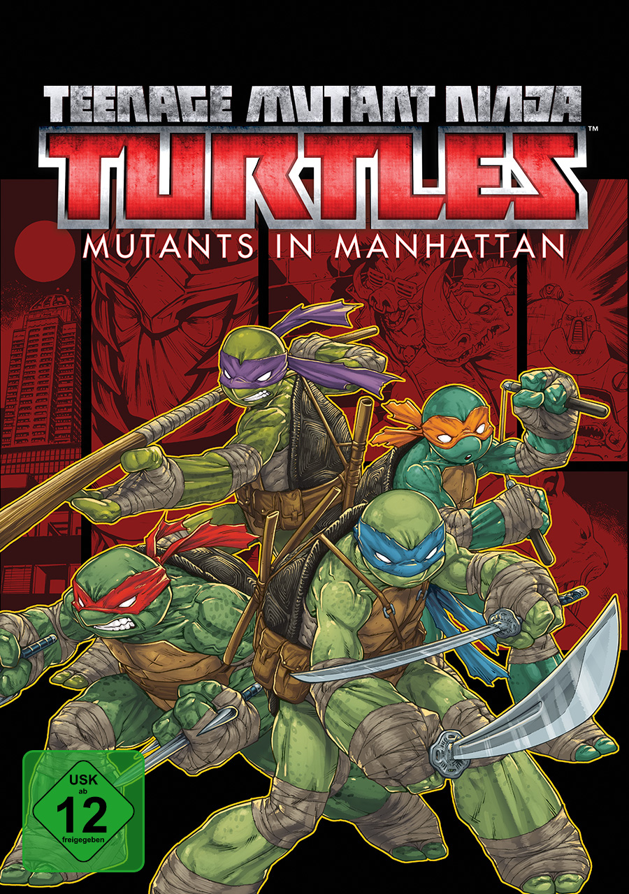 Teenage Mutant Ninja Turtles: Mutants in Manhattan [PC Code - Steam]