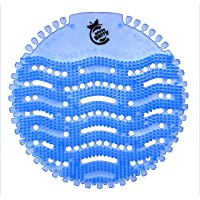 Ecran pour urinoir - Whizz Berry (paquet de 10) - désodorisant parfum bleu brise