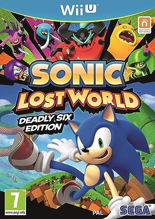 Sonic Lost World игра скачать - фото 10