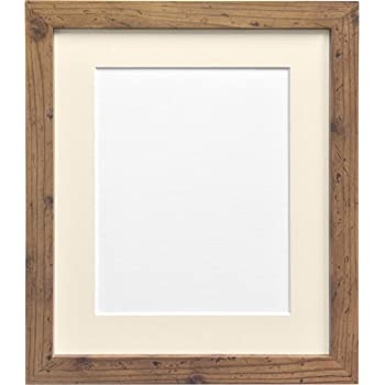 Frames By Post H7 Picture Photo And Poster Frame Wood With Plastic