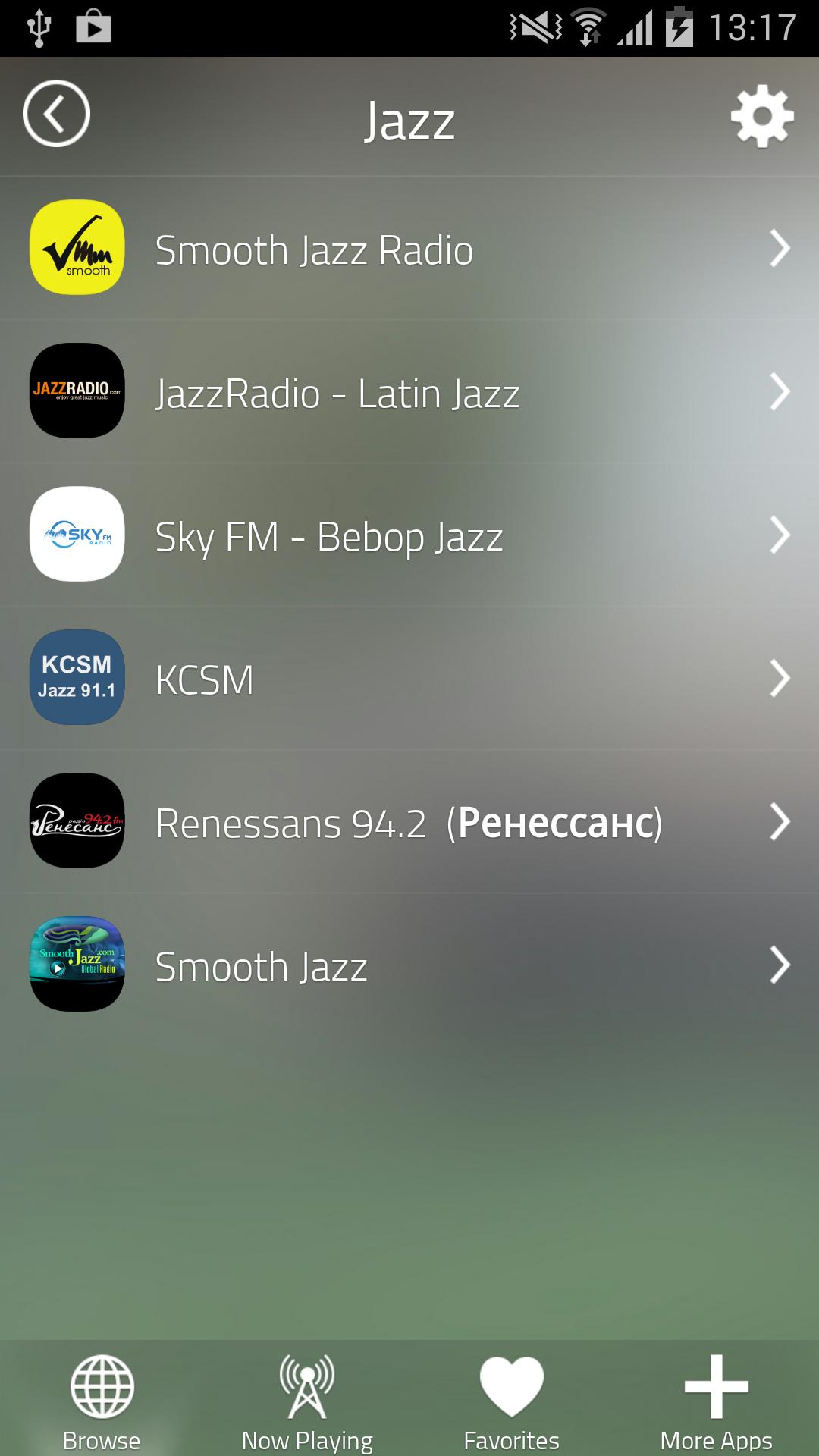 Radiosender App