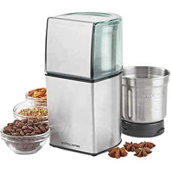 9ec5eded6cc5 KKmoon Electric Grain Spices Cereals Coffee Dry Food Mill Grinding ...