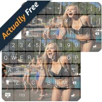 MyPhoKeyboard PHOTO KEYBOARD THEMES, NO INTERNET, COMPLETELY PRIVATE, NO ADS, Compatible with all FIRE devices