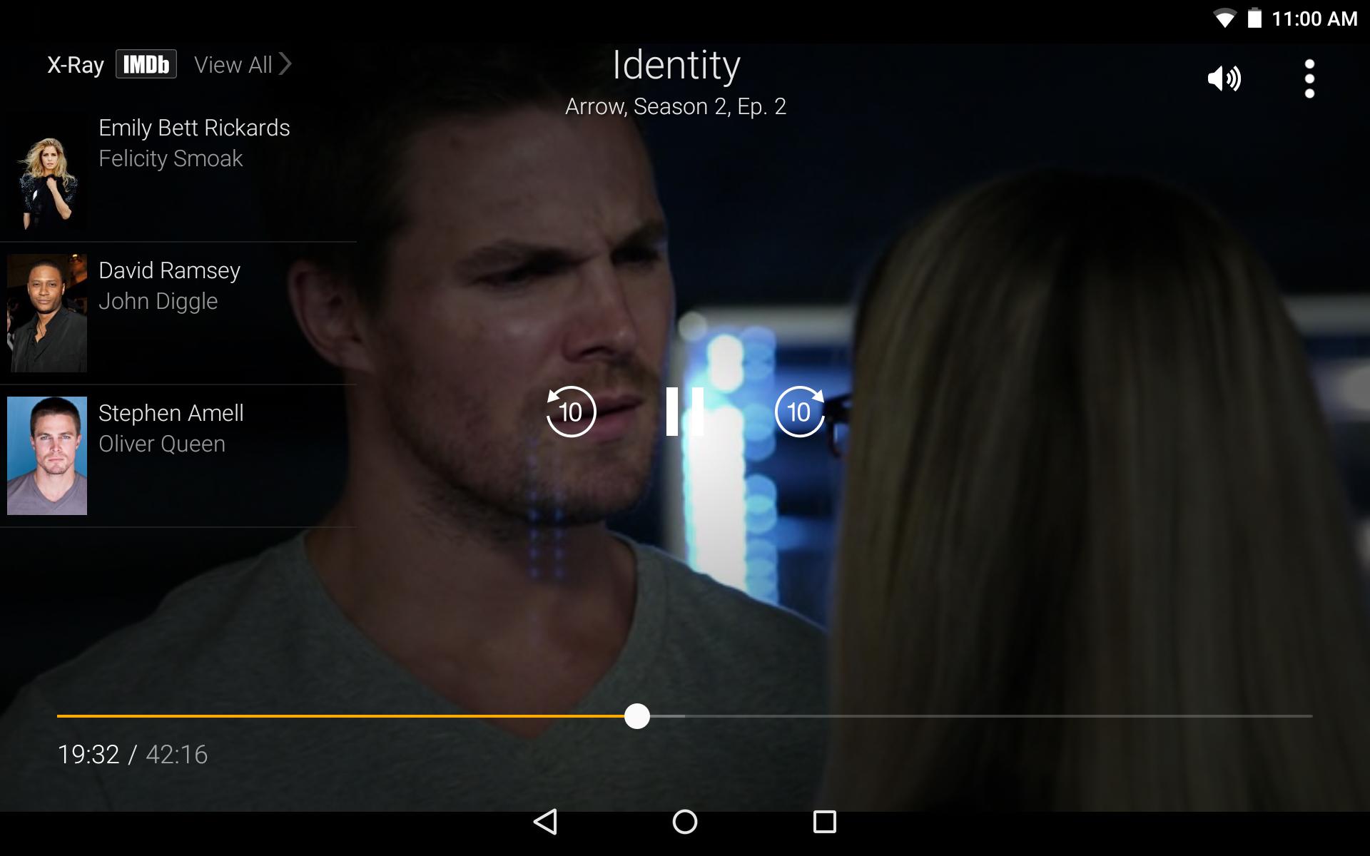 apk amazon prime video para android tv