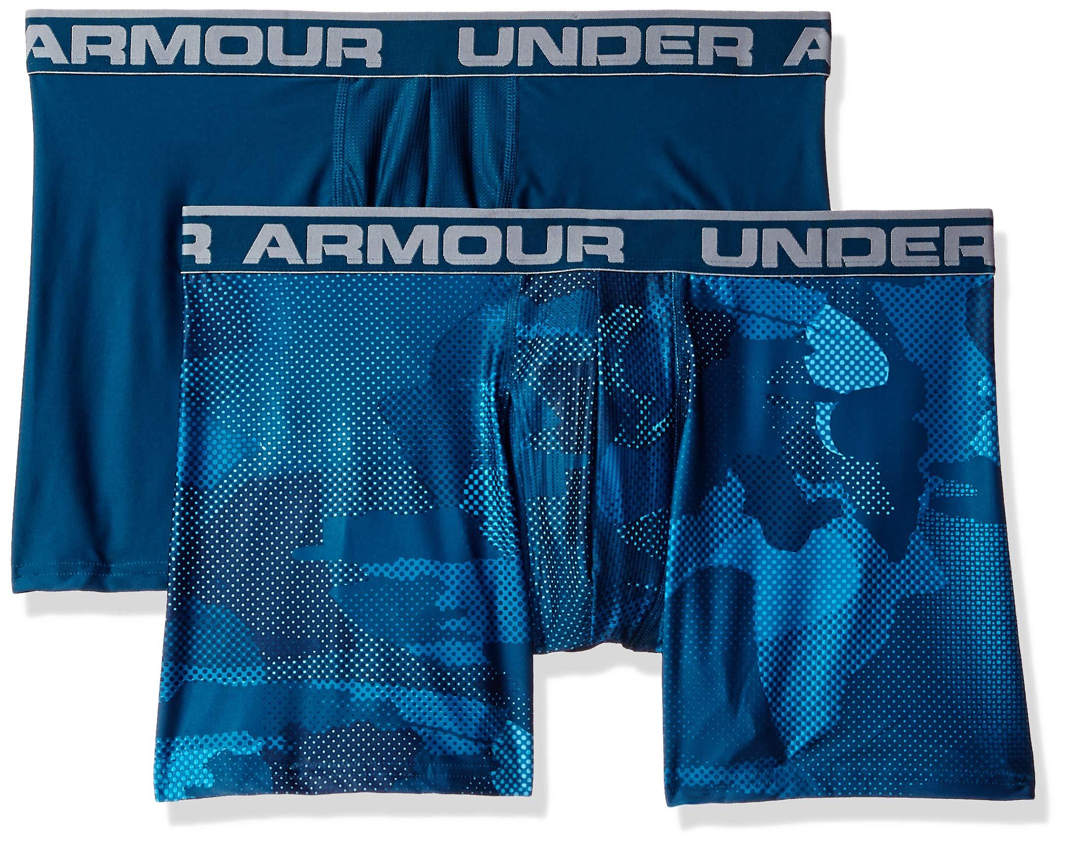 Under Armour O-Series 6in Boxerjock 2pk Novelty – Ropa Interior Hombre