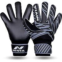 NIVIA Spider F.B G/Keeper Gloves Black