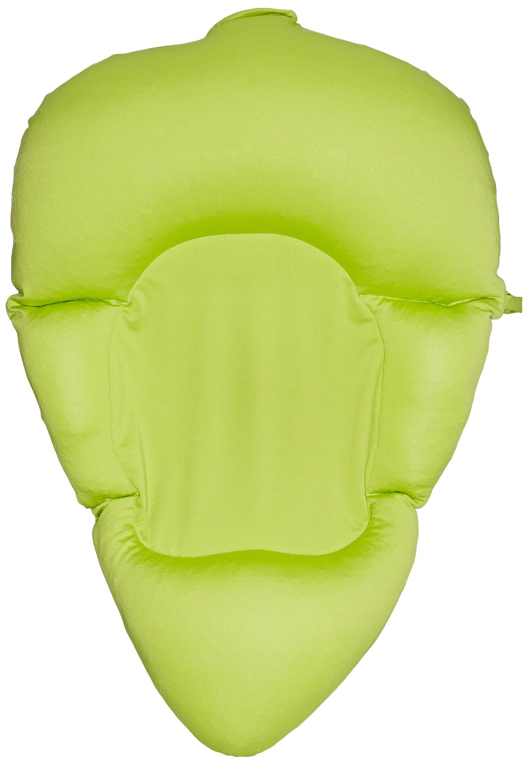 Shibaba Cushioned Baby Toddler Bath Tub Seat, Green 2