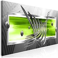murando Impression sur Toile intissee Abstrait 120x40 cm Tableau Tableaux Decoration Murale Photo Image Artistique…