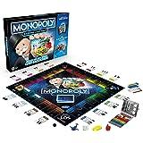 Hasbro Monopoly Banking Cash-Back E8978100 Monopoly Banking Cash-Back E8978100
