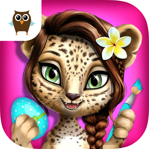 jungle-animal-hair-salon-2-tropical-pet-makeover